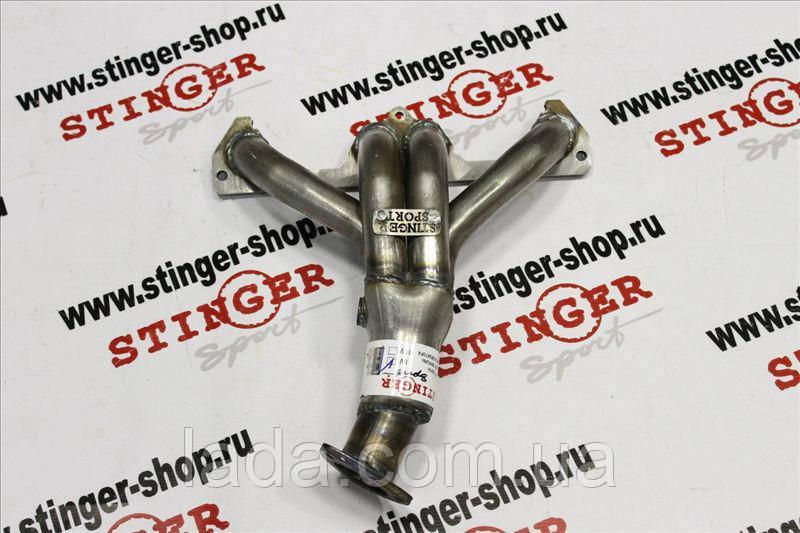 Заменитель катколлектора Stinger ВАЗ 2113, ВАЗ 2114, ВАЗ 2115 8 кл. ( 1 датчик кисл. )