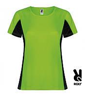 Женская спортивная футболка 6648-ЛМ