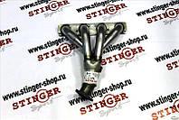 Заменитель катколлектора Stinger ВАЗ 2170, ВАЗ 2171, ВАЗ 2172 16 кл. ( 1 датчик кисл. )