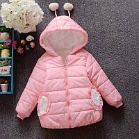 Куртка для девочки зимняя 5-6 лет размер 134