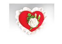 Сердце с розами, фото 1