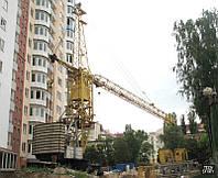 Кран башенный КБ-504