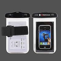 Водонепроницаемый чехол Extreme Bag для смартфонов до 5 '' белый
