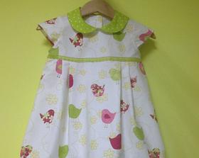 Дитяче плаття - Бавовна 100% розміри від 6 місяців до 7 років