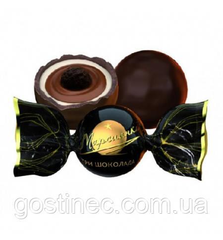 Конфеты Марсианка Три шоколада  фабрика Сладкий Орешек