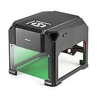 Лазерний швидкісний гравер KKmoon 1500 МВт USB ЧПУ
