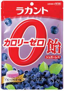 Японская конфетка с экстрактом черники, фото 2
