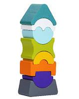Гнучка вежа LD-7. Дерев'яна іграшка