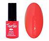 Гель лак Tertio 001, красный яркий, 10мл