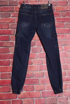 Мужские джинсы-карго Colomer (код 3019)( размеры 29-36 ), фото 2