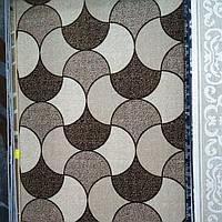 Ковер Daffi коричневый узор 2х3 м.