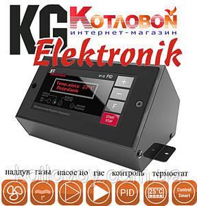 Блок управления твердотопливным котлом KG Elektronik SP-32 PID