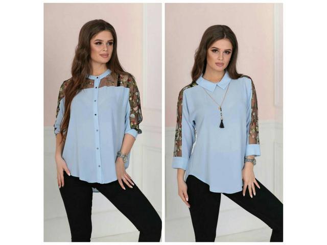 Блузы,рубашки женские(склад 2)