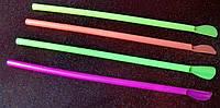 Трубочка фрешная разноцветная L 200 мм (уп 100 шт)