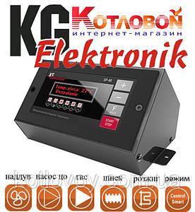 Блок управления твердотопливным котлом KG Elektronik SP-40