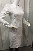 Нарядное платье,трикотаж