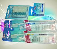 Зубная щетка INTRA DENT  зубная нить.зубные палочки.комплект.с Германии