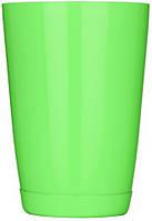 """Шейкер""""Бостон""""мини салатового цвета V 400 мл (шт)"""