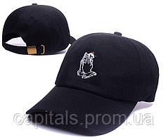 "Кепка Ripndip Peaked Cap ""Black"""