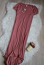 Новое платье-футболка с удлиненной спинкой Forever 21, фото 3