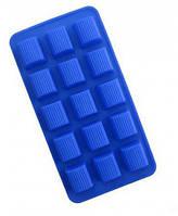 Силиконовая форма для шоколада и льда,  22х13 см