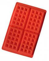 Силиконовая форма для шоколада и льда,  28х18 см