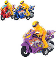 Игрушка инерционный Мотоцикл в асс (658)