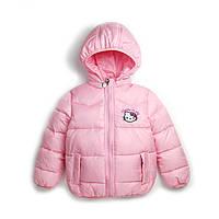 Куртка для девочки зимняя 4-5 лет размер 122