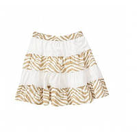 Crazy8 юбка для девочки Zebra Stripe Pieced Skirt, фото 1