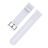 Ремешок MiJobs для Xiaomi Amazfit Bip Smartwatch White (Белый)