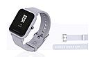 Ремешок MiJobs для Xiaomi Amazfit Bip Smartwatch White (Белый), фото 3