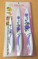 Набор кухонных металлокерамических ножей В23