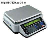 Весы торговые Digi DS-782B до 30 кг
