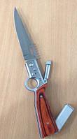 Нож выкидной с зажигалкой 25см G-370 (Уценка)