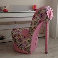 Кресло-туфелька в подарок на  8 МАрта