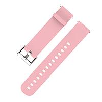 Ремешок MiJobs для Xiaomi Amazfit Bip Smartwatch Pink (Розовый)