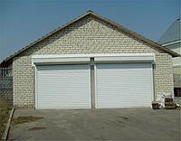 Роллеты гаражные Alutech