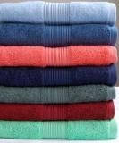 Текстиль: полотенца, простыни, халаты