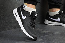 Мужские кроссовки Nike air max Thea,черно-белые 45р, фото 2