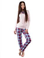 Пижама теплая со штанами VPL 027 (XS-2XL)