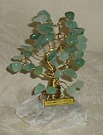 Дерево счастья с камнями авантюрина (8-9 см)