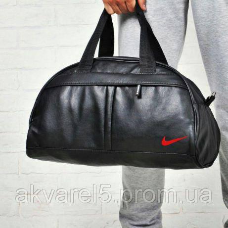 bb489868 Спортивная сумка экокожа, сумка для тренировок, спорта, сумка для обуви -  Акварель 5