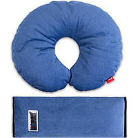 Комплект дорожный для сна Eternal Shield Синий  Eternal Shield (4601234567879)