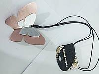 Этно подвески- украшения из стали для женщин оптом с канатами 388