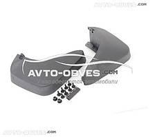 Брызговики оригинальные для Audi Q3 2011-2014, задние 2шт