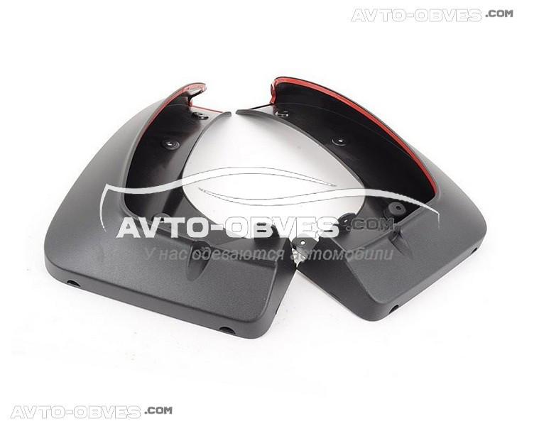 Брызговики оригинальные для BMW X5 F15 2013-,задние кт. 2 шт (на 20 и 21 колесах)