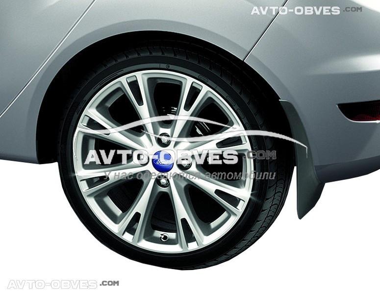 Бризковики оригінальні для Ford Fiesta hb 2007- .. задні, кт. 2 шт