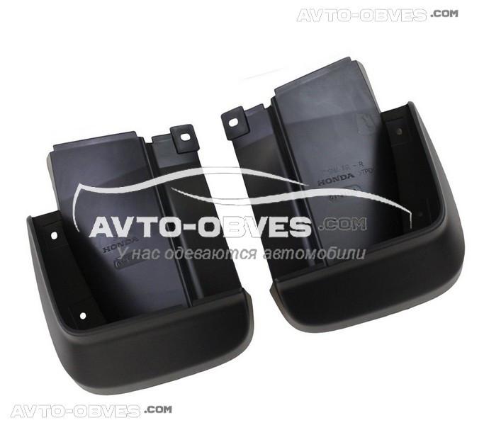 Брызговики оригинальные для Honda Civic sd 2006-2012 задние, кт. 2 шт