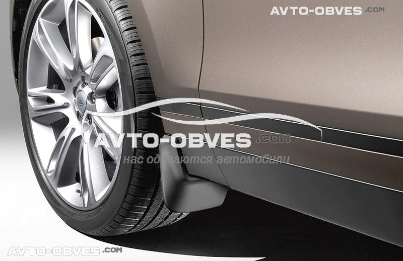 Брызговики оригинальные для Land Rover Range Rover Velar 2016-..., передние кт 2шт