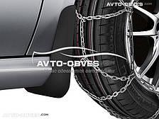 Брызговики оригинальные для Mercedes-Benz E-klass W213 2016-2018, передние 2шт
